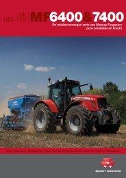 Brochure 6400 - Mechanisatiebedrijf Frans van der Veen