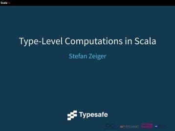 Type-Level_Computations