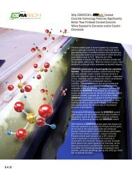 Corrosion Resistance Technology Overview - Ceratech Inc.