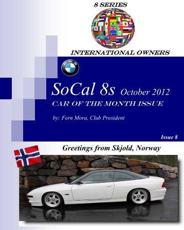 Wolf Ganssauge Bmw Car Club Norway