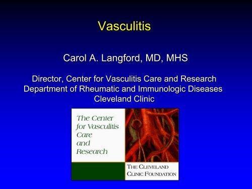 Vasculitis - Langford.pdf - AInotes
