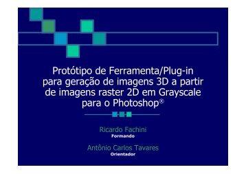 Protótipo de Ferramenta/Plug-in para geração de imagens 3D a ...
