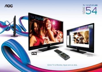 EO-0102-12 Catálogo A4 MTV Série 54 T954We 18,5 ... - AOC
