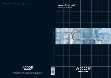 Axor Citterio M - Hansgrohe KFT