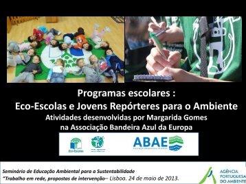 ABAE - Margarida Gomes