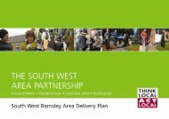 Read here the latest PDF version of the - Barnsley Council Online