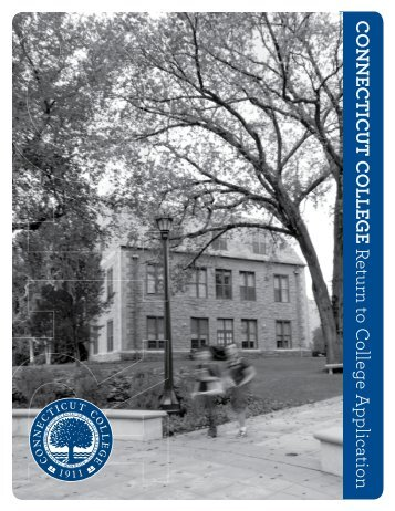 download the RTC application. - Connecticut College