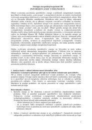 príloha 2 - Slovenská inovačná a energetická agentúra