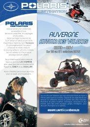 Auvergne POLDES 2012.indd - Club Polaris France