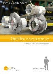 Optiflex Industrieschlauch Optiflex verbindet! - Optiflex GmbH