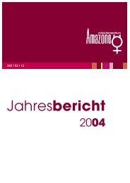 Jahresbericht 2004-1.indd - in der Amazone