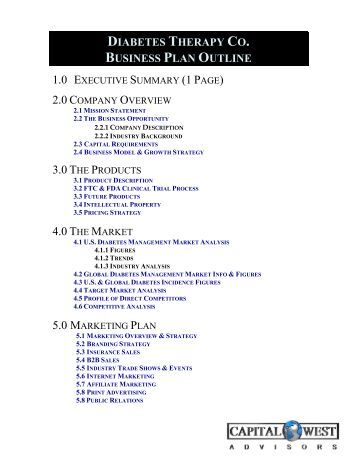 Sample film business plan