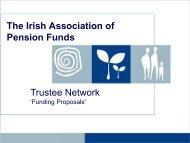 Gavin Howlin Presentation - Irish Association of Pension Funds