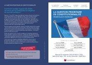 Prog Colloque 10ML040-2.indd - LexisNexis