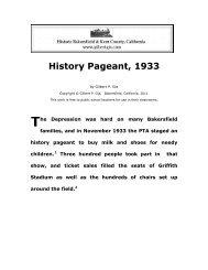 History Pageant, 1933 - Gilbertgia.com