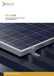 MetaSole - Combi Energy Systems GmbH