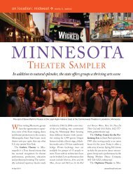 MN Theaters.pdf - Leisure Group Travel
