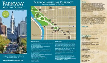 Download Our Brochure (PDF) - Parkway Museums District