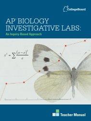 AP Biology Laboratory Manual - Edward M. Kennedy Academy for ...