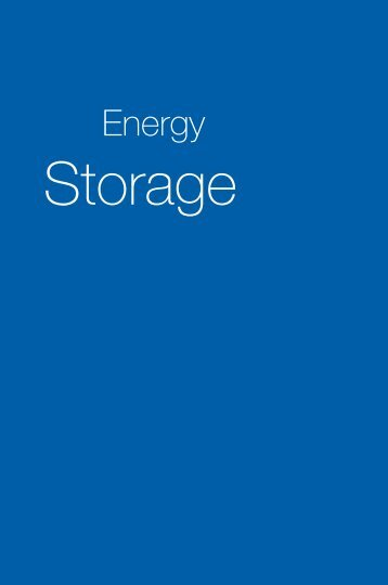 Energy Storage Projects - DNV Kema