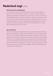 De Donorstand van Nederland Hoe werkt het? - PressPage