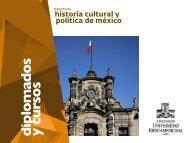 Historia Cultural y Política de México - Universidad Iberoamericana ...