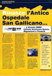 Articolo Associazione Davide Ciavattini - Anno XIII Giugno ... - inmp