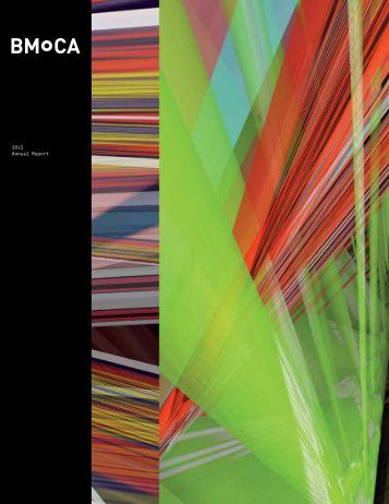 1 2012 Annual Report - Boulder Museum of Contemporary Art