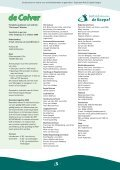 Golfen in Bretagne IJzeren Pot al 10 jaar bij De Koepel Agenda ALV ... - Page 3