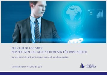 Logistics® - Club of Logistics