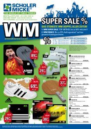 Wm SuPer Sale