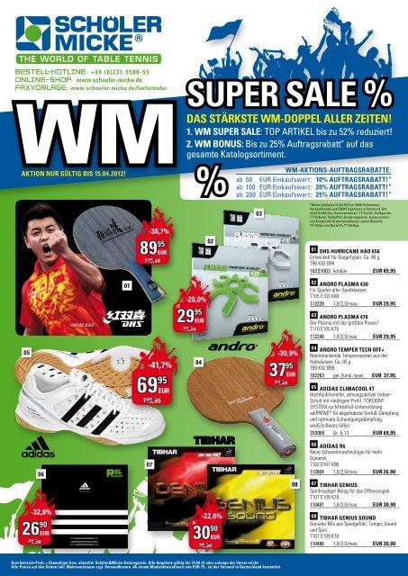 Wm SuPer Sale