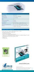 IRISNotes™ 1 : ID card : English - InfoShare Solutions - Page 2