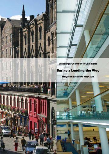 Untitled - The Edinburgh Chamber of Commerce