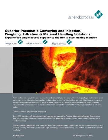 Iron Steel Brochure - Mac Process Mac Process