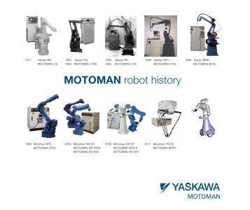Motoman robot Xrc Manual