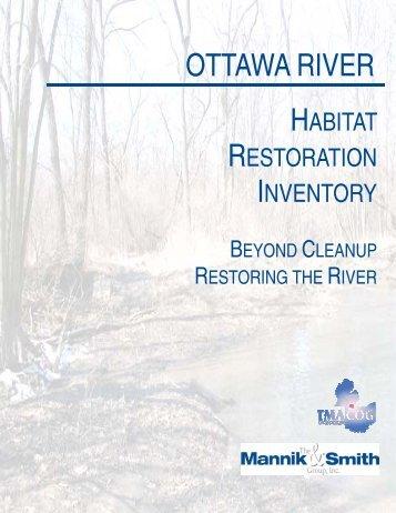 Ottawa River Habitat Restoration Inventory - Toledo Metropolitan ...