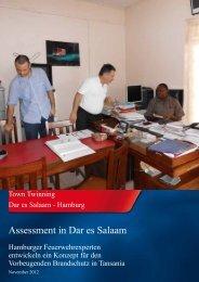 2012 VB-Assessment November 2012 - Freundeskreis Dar es Salaam ...