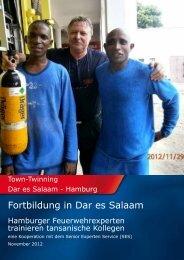 2012 SES Tansania Bericht November - Freundeskreis Dar es ...