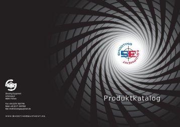 Katalog SE.indd - ShootingEquipment