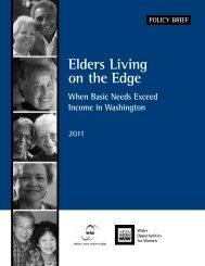 elders living on the edge - Wider Opportunities for Women