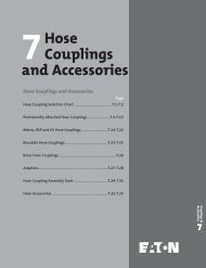 Hose Couplings and Accessories - Chester Paul Company