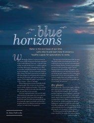 Blue Horizons - Anna Dubrovsky