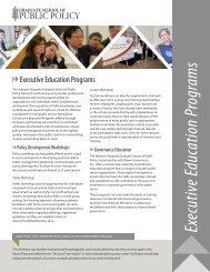fact sheet - Johnson-Shoyama Graduate School of Public Policy