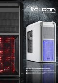 Extrem effizientes Airflow-System: www.sharkoon.de - Seite 2