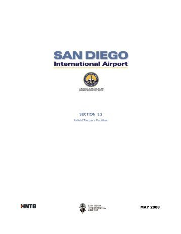 3.2 Airfield Facilities - San  Diego International Airport