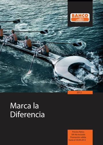 2012 BAHCO MARCA LA DIFERENCIA2 - Rovira Equipos