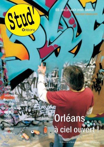 Juillet/Août 2010 - Stud Orléans