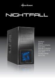 NIGHTFALL U3 - Sharkoon