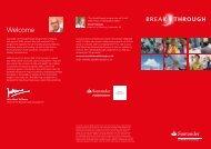 Santander UK's Breakthrough programme
